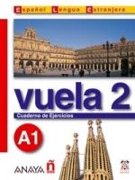Comercial Grupo ANAYA VUELA 2 LIBRO DEL PROFESOR A1 cena od 461 Kč