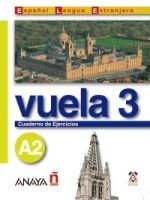 Comercial Grupo ANAYA VUELA 3 CUADERNO DE EJERCICIOS A2 cena od 221 Kč