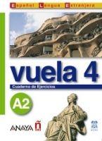 Comercial Grupo ANAYA VUELA 4 CUEDERNO DE EJERCICIOS A2 cena od 221 Kč