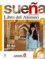Comercial Grupo ANAYA SUENA 1 LIBRO DEL ALUMNO + CD - ALVAREZ, M. A. cena od 431 Kč