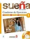 Comercial Grupo ANAYA SUENA 1 CUADERNO DE EJERCICIOS - ALVAREZ, M. A. cena od 0 Kč