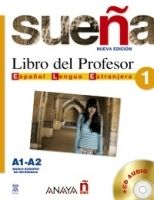 Comercial Grupo ANAYA SUENA 1 LIBRO DEL PROFESOR + CD - ALVAREZ, M. A. cena od 445 Kč