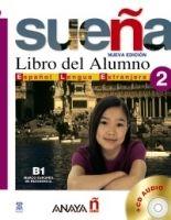 Comercial Grupo ANAYA SUENA 2 LIBRO DEL ALUMNO + CD - ALVAREZ, M. A. cena od 436 Kč