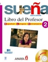 Comercial Grupo ANAYA SUENA 2 LIBRO DEL PROFESOR + CD - ALVAREZ, M. A. cena od 445 Kč