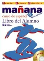 Comercial Grupo ANAYA MANANA 4 LIBRO DEL ALUMNO - ALONZO, M., BARBERA, I., GADANON... cena od 338 Kč
