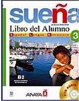 Comercial Grupo ANAYA SUENA 3 LIBRO DEL ALUMNO + CD - ALVAREZ, M. A. cena od 0 Kč