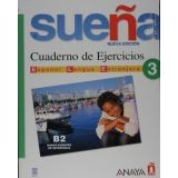 Comercial Grupo ANAYA SUENA 3 CUADERNO DE EJERCICIOS - ALVAREZ, M. A. cena od 266 Kč
