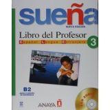 Comercial Grupo ANAYA SUENA 3 LIBRO DEL PROFESOR + CD - ALVAREZ, M. A. cena od 450 Kč
