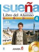 Comercial Grupo ANAYA SUENA 4 LIBRO DEL ALUMNO + CD - ALVAREZ, M. A. cena od 0 Kč