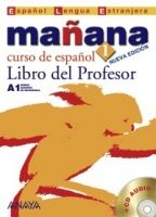 Comercial Grupo ANAYA MANANA 1 LIBRO DEL PROFESOR - ALONZO, M., BARBERA, I., GADAN... cena od 0 Kč