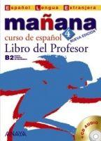 Comercial Grupo ANAYA MANANA 4 LIBRO DEL PROFESOR - ALONZO, M., BARBERA, I., GADAN... cena od 431 Kč