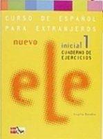 Grupo Editorial NUEVO ELE INICIAL 1 CUADERNO DE EJERCICIOS + CD - Borobio Vi... cena od 184 Kč
