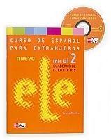 Grupo Editorial NUEVO ELE INICIAL 2 CUADERNO DE EJERCICIOS + CD - BOROBIO, V... cena od 256 Kč