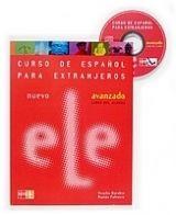 Grupo Editorial NUEVO ELE AVANZADO LIBRO DEL ALUMNO + CD - BOROBIE, V. cena od 487 Kč