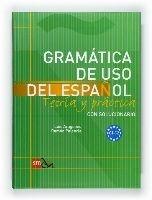 Grupo Editorial GRAMATICA DE USO DEL ESPANOL C1-C2 Teoría y práctica con sol... cena od 482 Kč