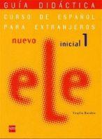 Grupo Editorial NUEVO ELE INICIAL 1 GUIA DIDACTICA (Ed. 2010) - BOROBIO, V. cena od 310 Kč