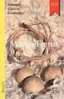 Edelsa Grupo Didascalia, S.A. MARTIN FIERRO CASSETTE (Lecturas En Espanol Facil Series Lev... cena od 417 Kč