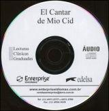 Edelsa Grupo Didascalia, S.A. EL CANTAR MIO CID CASSETTE (Lecturas En Espanol Facil Series... cena od 417 Kč