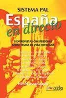 Edelsa Grupo Didascalia, S.A. ESPANA EN DIRECTO DVD (ZONA 2) cena od 1024 Kč