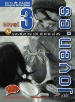 Edelsa Grupo Didascalia, S.A. JOVEN.ES 3 CUADERNO DE EJERCICIOS A2 - PALOMINO, M. A. cena od 214 Kč