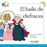 Edelsa Grupo Didascalia, S.A. COLEGA LEE - EL BAILE DE DISFRACES - HORTELANO, E. G. cena od 141 Kč