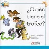 Edelsa Grupo Didascalia, S.A. COLEGA LEE - QUIEN TIENE EL TROFEO? - HORTELANO, E. G. cena od 106 Kč
