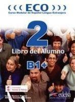 Edelsa Grupo Didascalia, S.A. ECO 2 (B1+) ALUMNO - HERMOSO, A. G. cena od 467 Kč