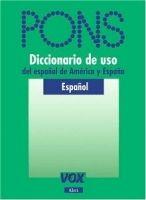 Comercial Grupo ANAYA DICCIONARIO DE USO AMERICA Y ESPANA - COLLECTIF cena od 0 Kč