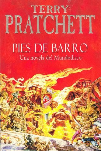 RANDOM HOUSE MONDADORI PIES DE BARRO - Pratchett Terry cena od 0 Kč