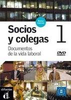 Difusión SOCIOS Y COLEGAS 1 DVD - CORPAS, J. cena od 729 Kč