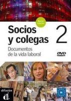 Difusión SOCIOS Y COLEGAS 2 DVD - CORPAS, J. cena od 729 Kč