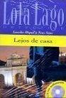 Difusión LEJOS DE CASA + CD A1 (Lola Lago) - MIQUEL, L., SANS, N. cena od 218 Kč