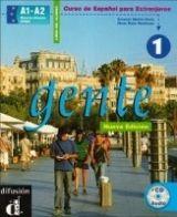 Gente 1 Nueva Ed. – Libro del alumno + CD cena od 354 Kč