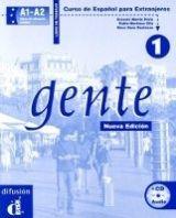 Gente 1 Nueva Ed. – Libro de trabajo + CD cena od 218 Kč