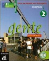 Gente 2 Nueva Ed. – Libro del alumno + CD cena od 523 Kč