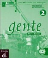 Gente 2 Nueva Ed. – Libro de trabajo + CD cena od 349 Kč