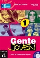 Gente Joven 1 – Libro del alumno + CD cena od 499 Kč