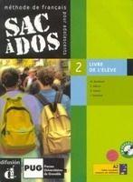 Maison des langues SAC A DOS 2 LIVRE DE L´ELEVE + CD - BUTZBACH, M., MARTIN, C.... cena od 450 Kč