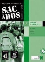 Maison des langues SAC A DOS 2 CAHIER D´EXERCICES + CD - BUTZBACH, M., MARTIN, ... cena od 314 Kč
