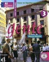 Gente 3 Nueva Ed. – Libro del alumno + CD cena od 525 Kč