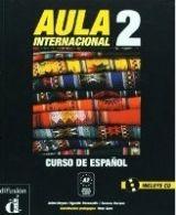 Aula Internacional 2 – Libro del alumno + CD - kolektiv autorů cena od 547 Kč