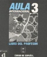 Aula Interncaional 3 – Libro del profesor cena od 404 Kč