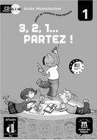 3,2,1 Partez! 1 – Guide pédagogique cena od 382 Kč