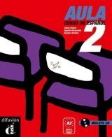 Aula 2 – Libro del alumno + CD cena od 481 Kč