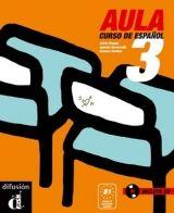 Kolektiv autorů: Aula 3 – Libro del alumno + CD cena od 467 Kč