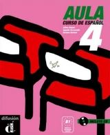Aula 4 – Libro del alumno + CD cena od 530 Kč