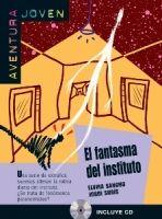 Difusión AVENTURA JOVEN: EL FANTASMA DEL INSTITUTO + CD A1-A2 - JORDI... cena od 198 Kč