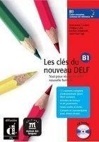 Les clés du Nouveau DELF B1 – L. de léleve + CD cena od 427 Kč