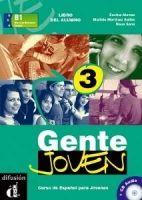 Gente Joven 3 – Libro del alumno + CD cena od 512 Kč
