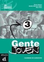 Gente Joven 3 – Cuaderno de ejercicios cena od 321 Kč